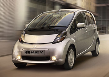 I-MiEV Intelligent Motion