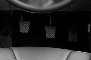 Brake Override System
